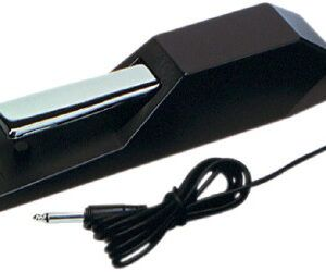 PEDAL DE SOSTENIDO PARA TECLADO Pedal damper (tipo piano).