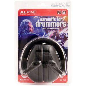 TAPONES PARA LOS OIDOS Atenuadores auditivos sólidos con 25 dB de reducción de ruido. Banda ajustable a la cabeza para todos. Almohadillas suaves aseguran largas horas de uso sin fatiga. Robustos y duraderos. Plegables. Dimensiones: 240 x 140 x 100 mm. Peso: 255 gr. Color: negro.