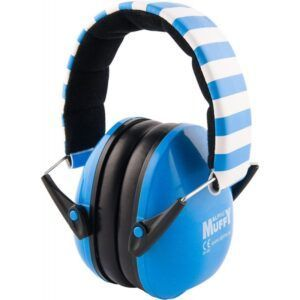 TAPONES PARA LOS OIDOS Auriculares de protección Alpine Muffy Blue. El Alpine Muffy ha sido especialmente diseñado para los oídos de los niños pequeños y puede ser utilizado en diversas situaciones ruidosas