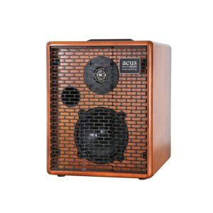 AMPLIFICADOR PARA GUITARRA ACUSTICA 'El One ForStrings 5T es un amplificador para guitarra acústica de 75 watios dotado de 2 entradas independientes (una de micro y otra de linea) con controles de Gain/Volume