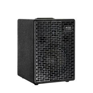 AMPLIFICADOR PARA GUITARRA ACUSTICA La One ForStrings Extension es una caja de extensión diseñada para combianrse con los equios Acus y conseguir así una PA stereo compacta.Características:Tipologia: 2 vias Bass ReflexRespuesta en frecuencia: 40 Hz - 20 kHzPotencia máxima: 200W RMSSensibilidad: 94dBSPL Max: 116dBCrossover electrónicoWoofer: 8Tweeter a compresioDimensiones: 360x280x290 mmPeso: 13 kgAcabado en negro